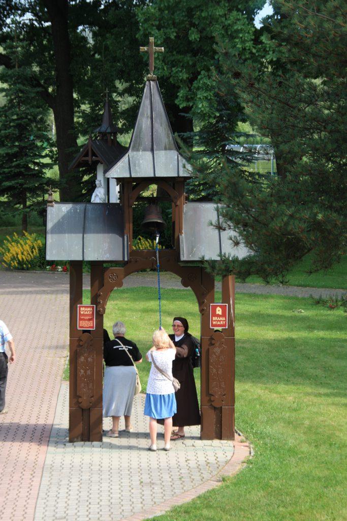 Brama Wiary w Ludźmierzu