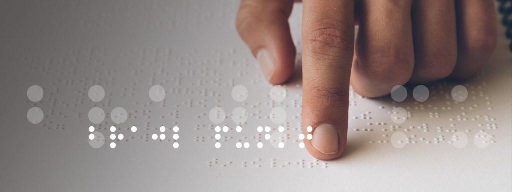 Pismo w języku Braille'a